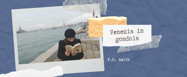 VENEZIA IN GONDOLA DI F. H. SMITH